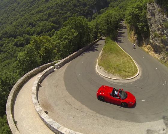 Test Drive 120 kms sur route (Catégorie 3)